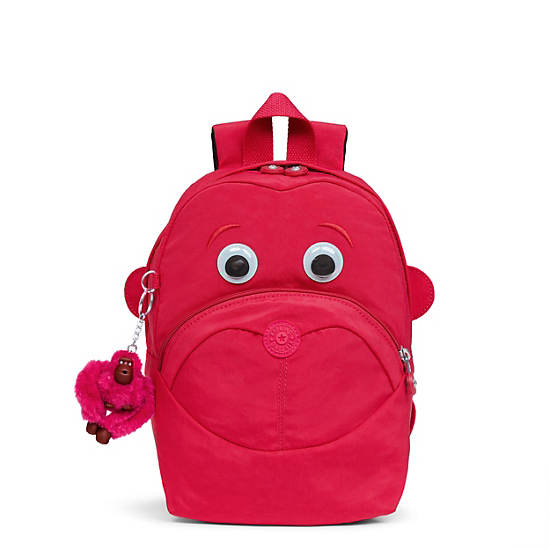Faster Kids Small Backpack,True Pink,large