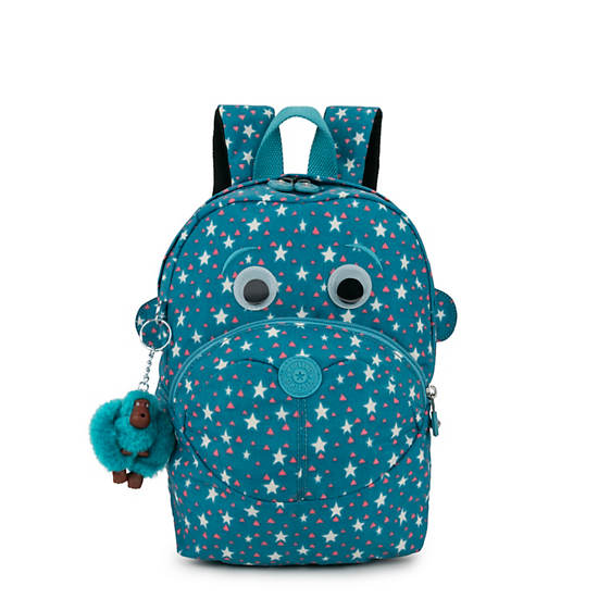 Faster Kids Small Printed Backpack,Cool Star Girl,large
