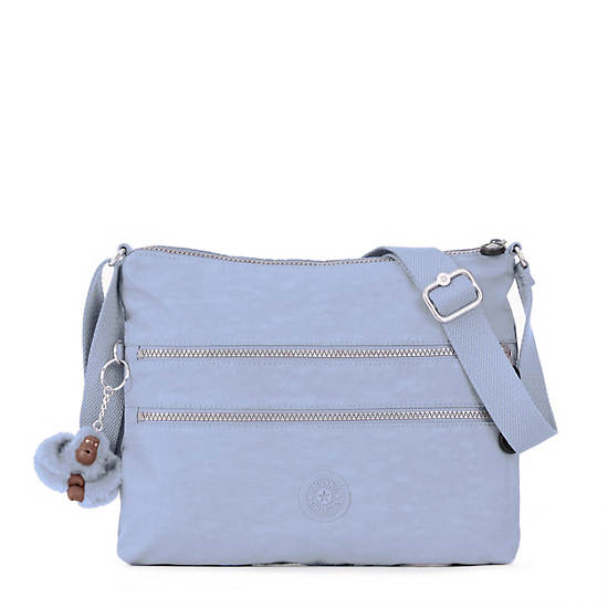 Alvar Crossbody Bag,Belgian Blue,large