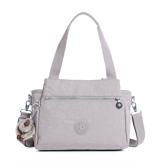 Elysia Handbag Slate Grey Large