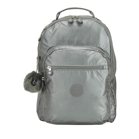 Clas Seoul Large Laptop Backpack,Metallic Stony,large