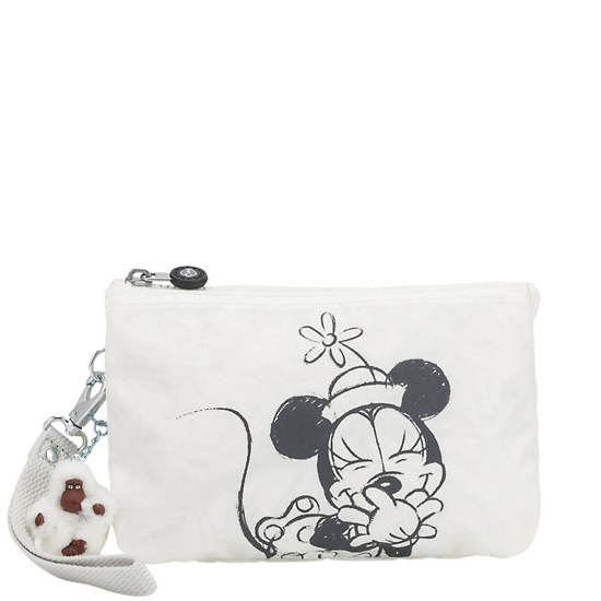 Disney's 90 Years of Mickey Mouse Creativity Extra Large Pouch,Simply Love,large