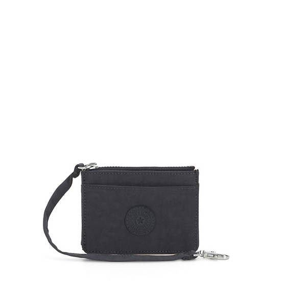 Cindy Wristlet,Night Grey,large