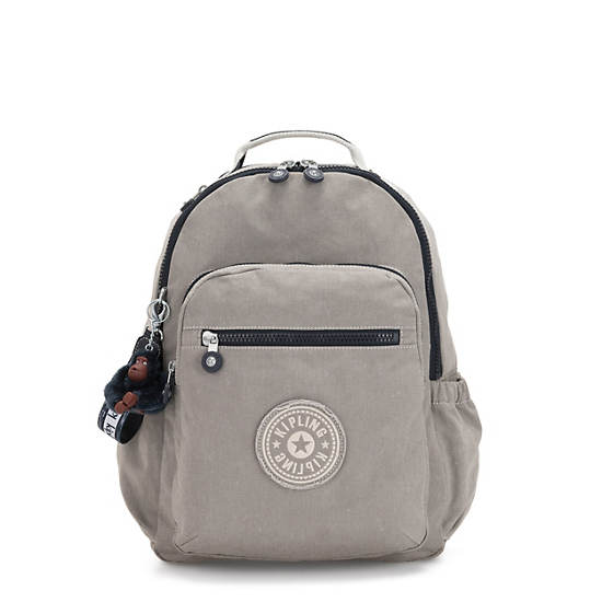 "Seoul Go Large 15"" Laptop Backpack,Smokey Grey,large"
