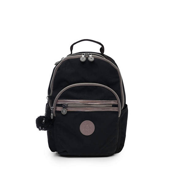 "Seoul Go Small 11"" Laptop Backpack,Black,large"