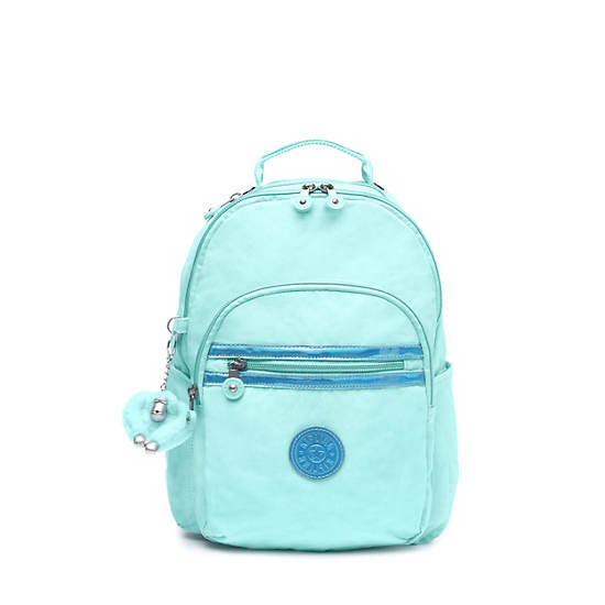 "Seoul Go Small 11"" Laptop Backpack,Fresh Teal,large"
