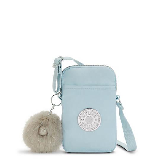 키플링 탈리 폰백, 크로스바디 - 브라이달 블루 Kipling Tally Crossbody Phone Bag,Bridal Blue
