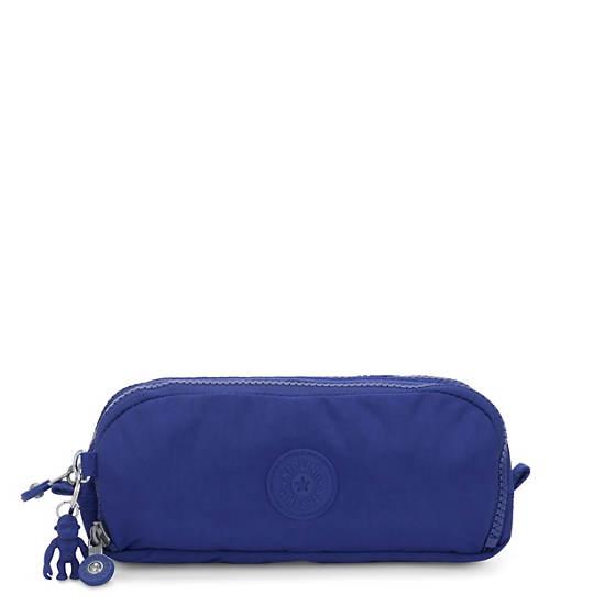 Gitroy Pencil Case,Laser Blue,large