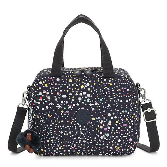 Miyo Lunch Bag,Happy Dot,large