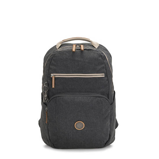"Troy 13"" Laptop Backpack,Casual Grey,large"