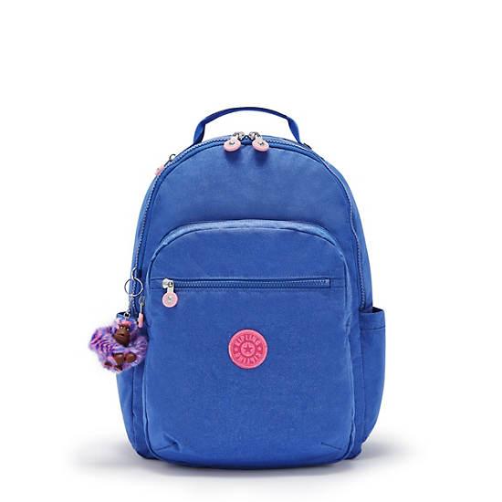 """Seoul Large Metallic 15"""" Laptop Backpack, Sparkling Night, large"""