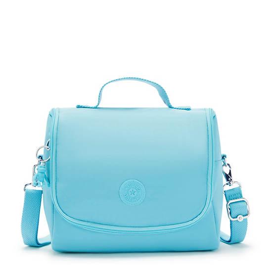 New Kichirou Lunch Bag, Blue Splash, large