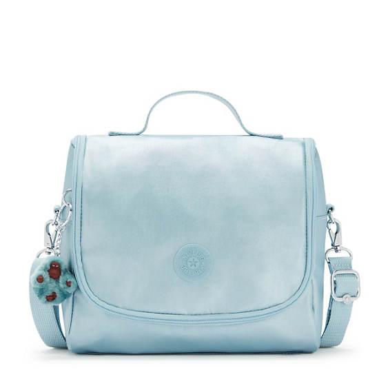 New Kichirou Metallic Lunch Bag, Airy Metallic, large