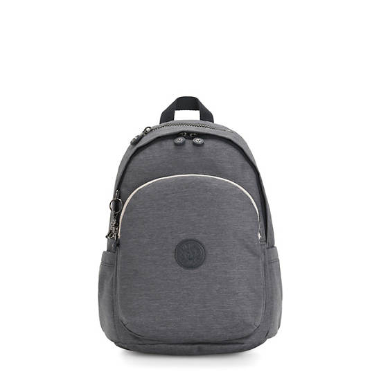 Delia Backpack,Charcoal,large
