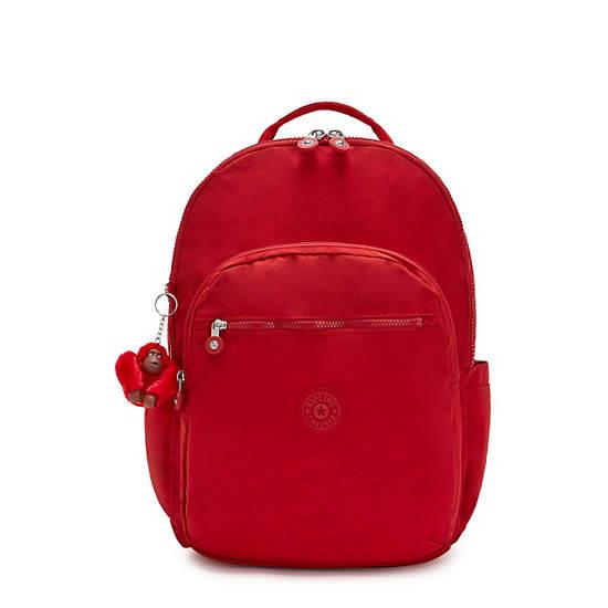 """Seoul Extra Large 17"""" Laptop Backpack, Cherry Tonal, large"""