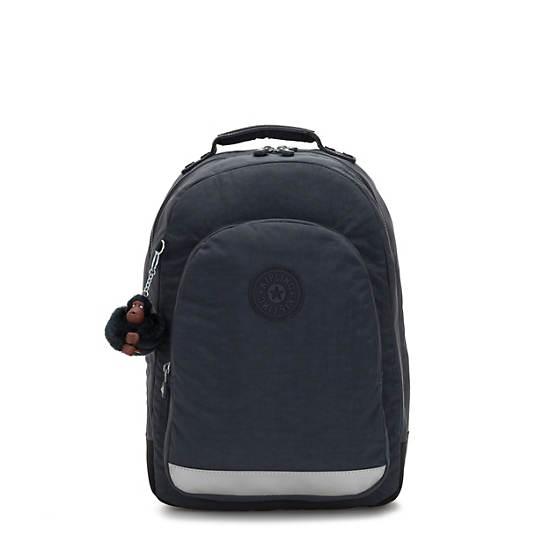 "Class Room 17"" Laptop Backpack,True Blue Tonal,large"
