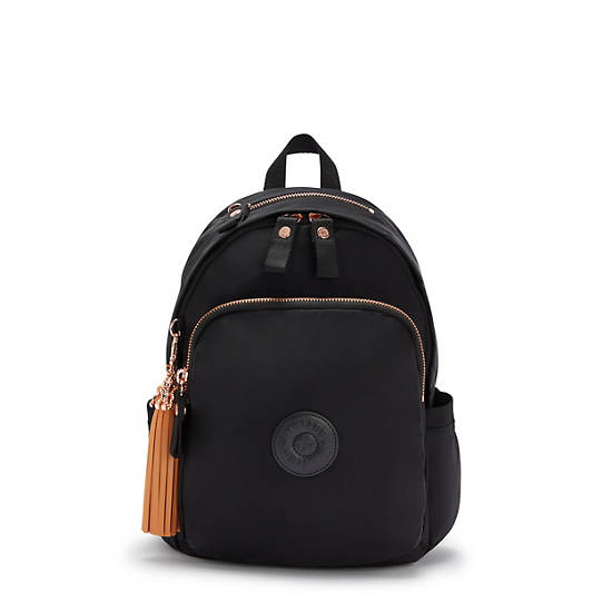 Delia Backpack,Rose Black,large