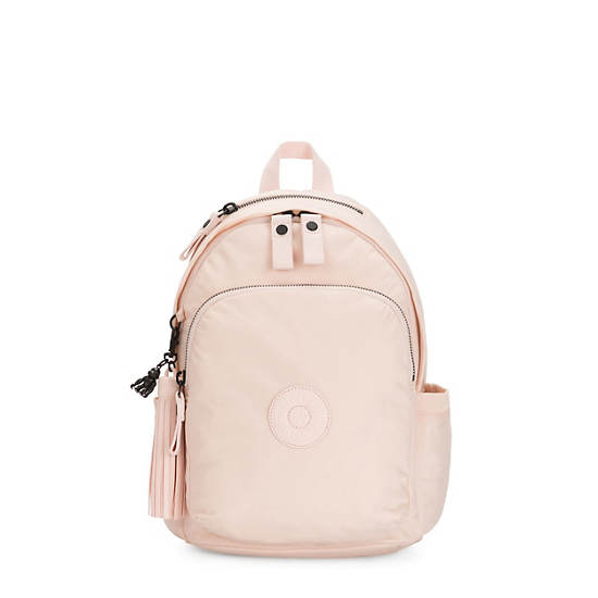 Delia Backpack,Feather Pink,large