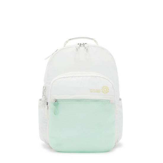 "Seoul Large 15"" Laptop Backpack, Sporty Mesh, large"