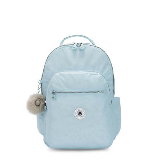 """Seoul Large 15"""" Laptop Backpack, Bridal Blue, large"""