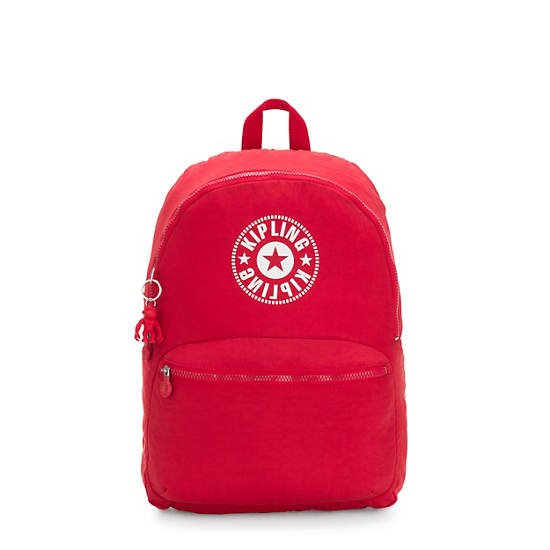 Kiryas Medium Backpack,Lively Red,large