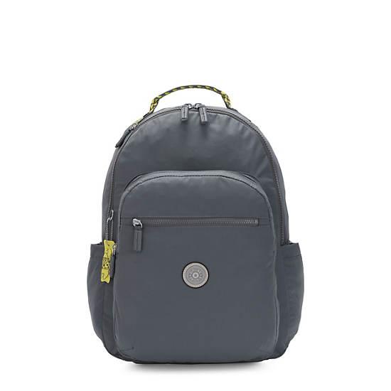 "Seoul Large 15"" Laptop Backpack,Dark Carbon,large"