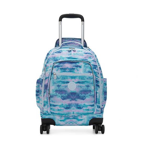 "Zea 15"" Printed Laptop Rolling Backpack,Joyful Play,large"