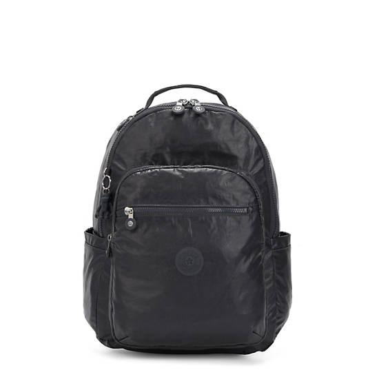 "Seoul Large 15"" Laptop Backpack,Slate Laquer,large"