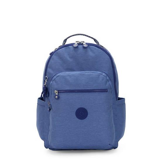 "Seoul Large 15"" Laptop Backpack,Dew Blue,large"