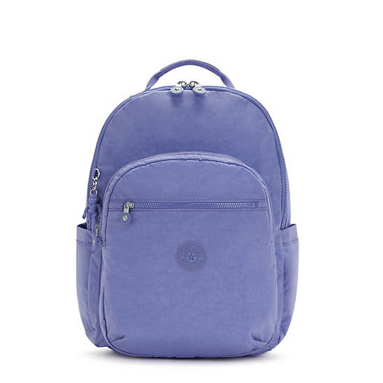 """Seoul Extra Large 17"""" Laptop Backpack, Joyful Purple, large"""