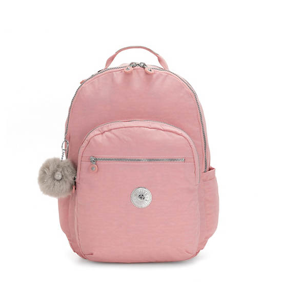 Seoul Extra large Laptop Backpack,Bridal Rose,large