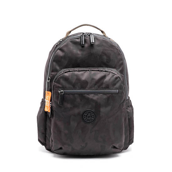 Seoul Go Large Laptop Backpack,Curiosity Grey,large