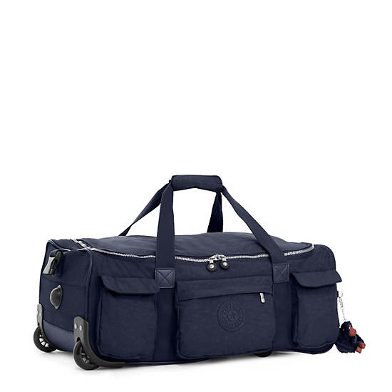 Discover Small Carry On Rolling Luggage Duffle Kipling