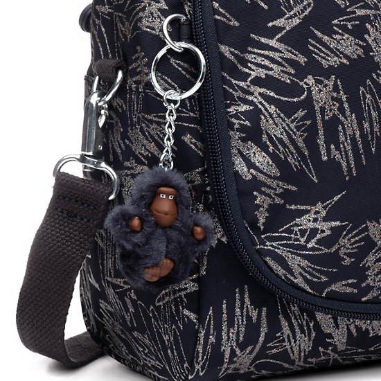 Kichirou Lunch Bag,Vibrant Sketch,large