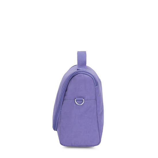 Kichirou Lunch Bag,Eggplant Purple,large
