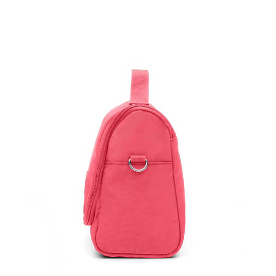 Kichirou Lunch Bag,Grapefruit Tonal Zipper,large