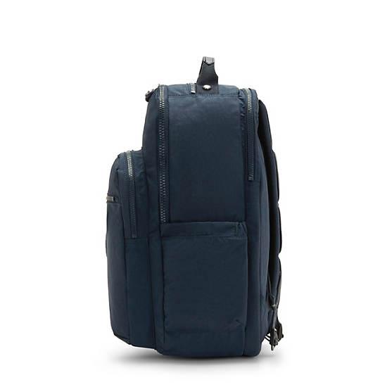 """Seoul Extra Large 17"""" Laptop Backpack,True Blue Tonal,large"""