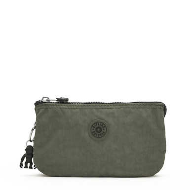 Creativity Large Pouch - Gleaming Green