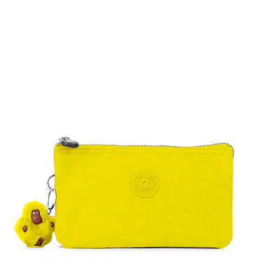 Creativity Large Pouch - Honeydew