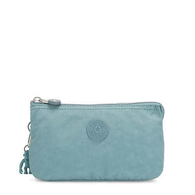 Creativity Large Pouch - Aqua Frost