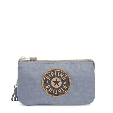 Creativity Large Pouch - Stone Blue