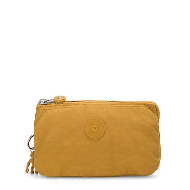Creativity Large Pouch - Harvest Gold