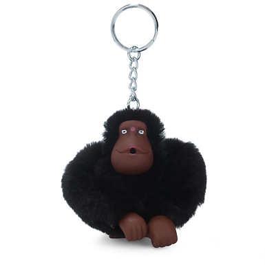 Sven Monkey Keychain - Black