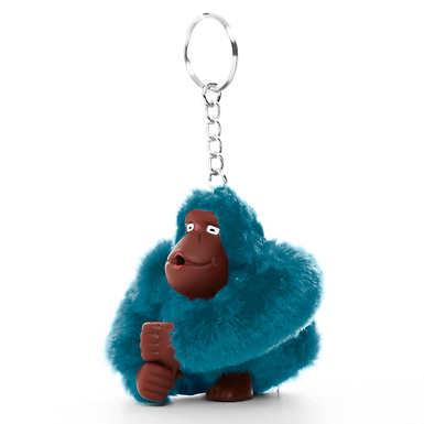 Sven Monkey Keychain - Gleaming Green