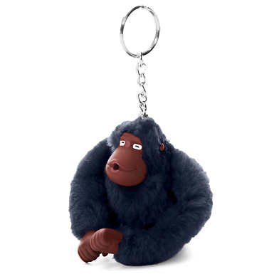 Sven Monkey Keychain - True Blue