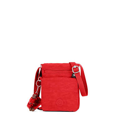 Eldorado Crossbody Bag - Cherry Tonal Zipper