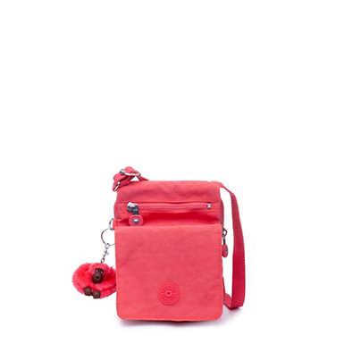 El Dorado Crossbody Bag - Grapefruit Tonal Zipper