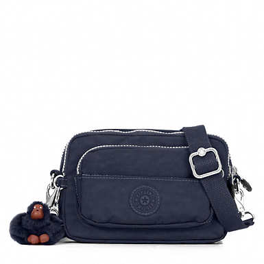 Merryl 2-in-1 Convertible Crossbody Bag - True Blue
