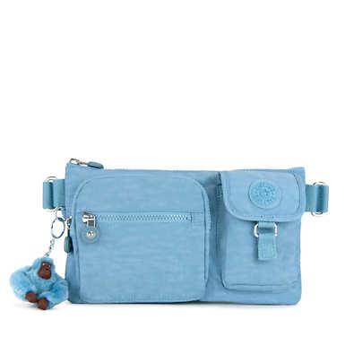 Presto Fanny Pack - Blue Beam Tonal Zipper