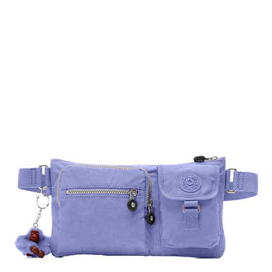 Presto Convertible Belt Bag - Bold Purple